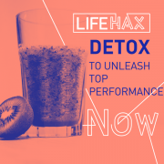Detoxing to improve overall quality of life